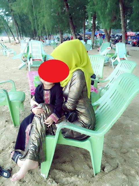 Malay janda main dengan bohjan - 3 3