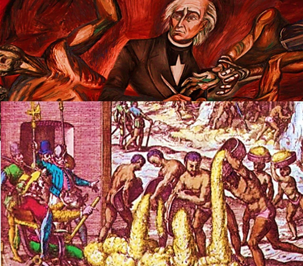 Factores Internos Y Externos De La Independencia De México Derecho