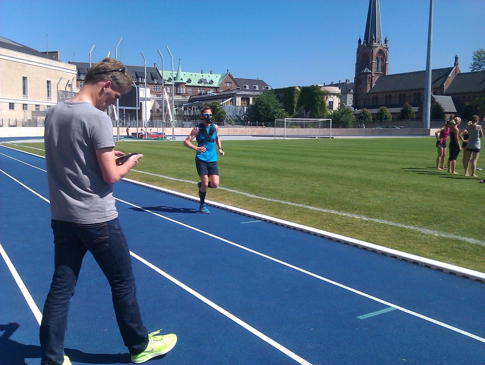 Nike Marathontest 2: Sådan testede løbere formen