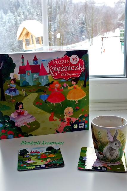 Puzzle - Księżniczki