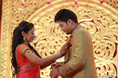 VJ Diya and Karthik Subramanium photos 2