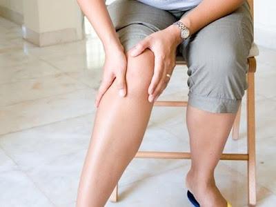 Раствор, вытягивающий всю боль из ног