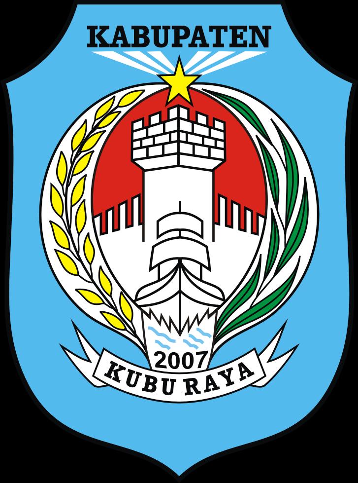 Logo Kabupaten Kubu Raya Ardi La Madi S Blog