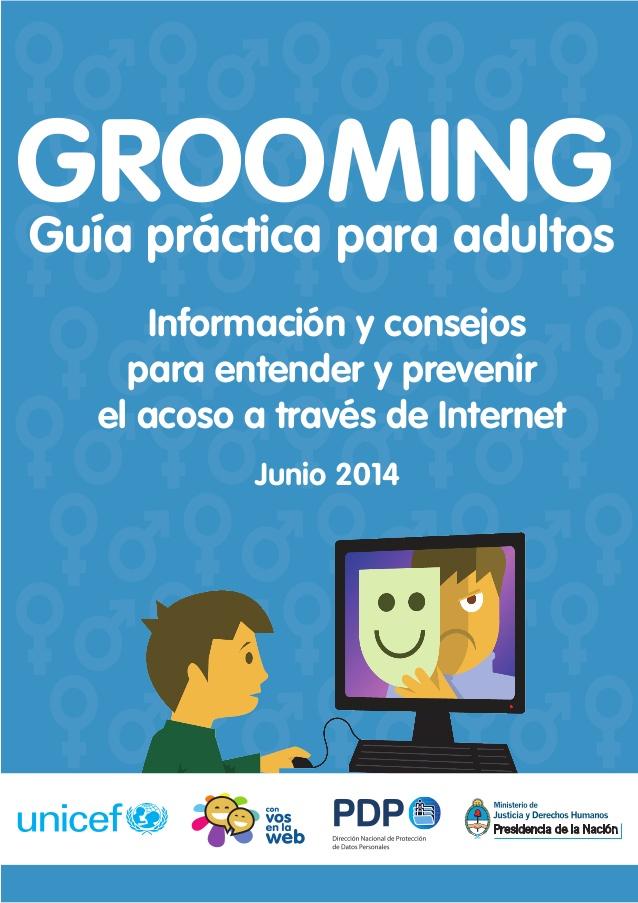 Grooming: Guía práctica para adultos