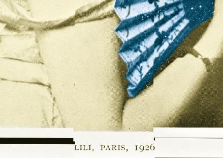 La chica danesa - Fragmento de la portada