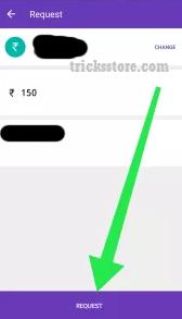 earn free tez Scratch Card and send money winning trick
