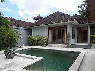 Villa sewa Kerobokan Bali