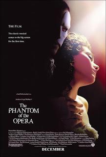 El fantasma de la ópera_películas románticas para ver en Halloween