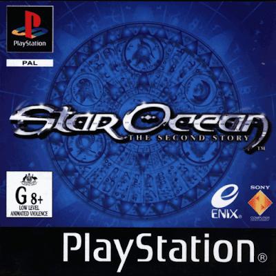 Mundo Roms Gratis Psx: Star Ocean The Second Story [psx