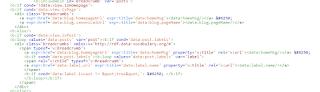 Hướng dẫn thêm dữ liệu cấu trúc Breadcrumb cho bài viết