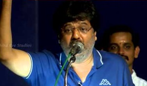 Actor Vivek in Support of Farmers