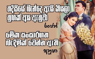 Ranjan Ramanayake – Anusha Damayanthi Wedding.