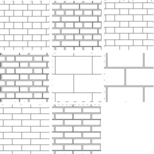 Free Autocad Brickwork Hatch Patterns 4free Autocad