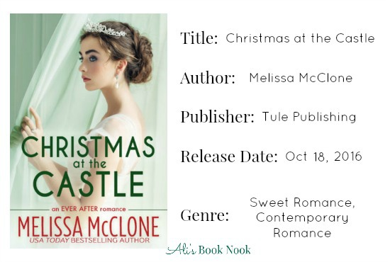 Christmas at the castle book information melissa mcclone tule publishing sweet romance