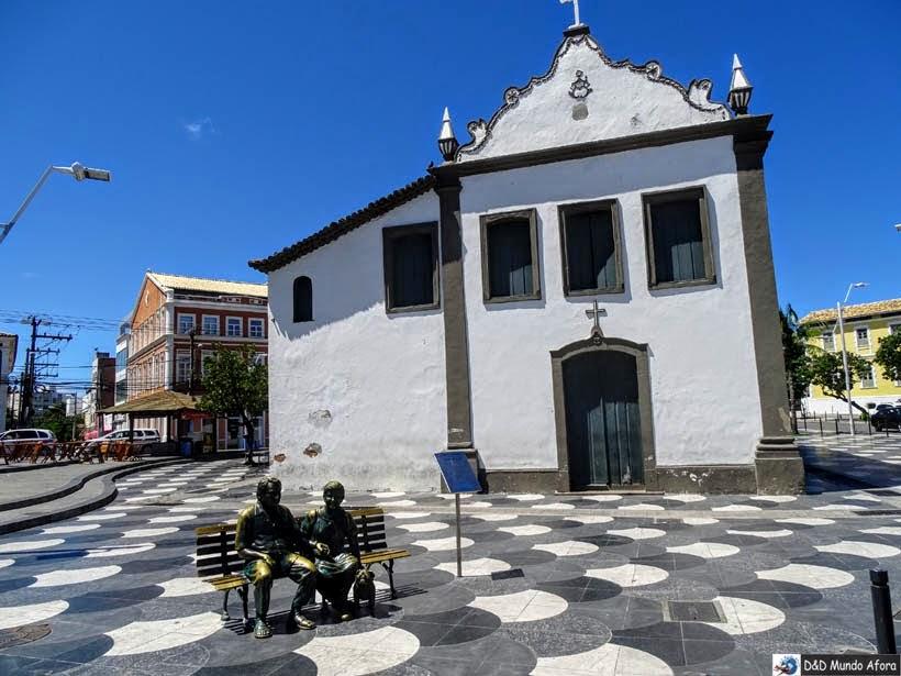 O que fazer em Salvador (Bahia) - Igreja de Santana