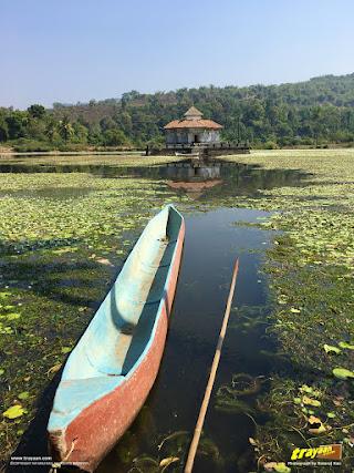 Kere Basadi, the Lake Temple of Varanga