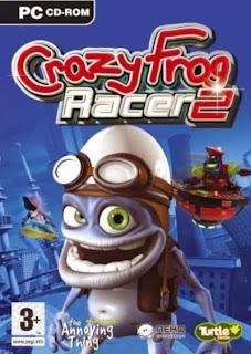 Crazy Frog Racer 2 Free Download Game Highly Compressed