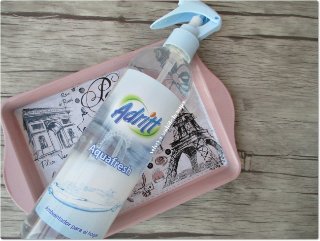 Beauty Haul de LIDL - Ambientador de Hogar Aquafresh