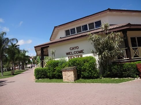 Cayo welcome center