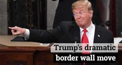 Trump Issued Emergency Declaration