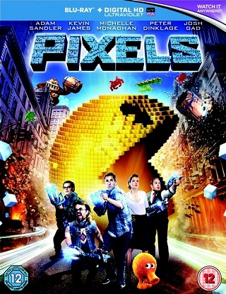Pixels 2015 Dual Audio Hindi 950MB BluRay 720p Full Movie Download Watch Online 9xmovies Filmywap Worldfree4u