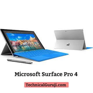 Microsoft Surface Pro 4 tablet ke baare me Technical Guruji