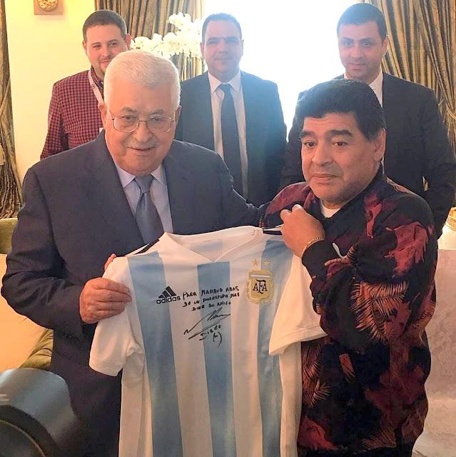 Maradona tiene pensado un proyecto para presentarle a Aleksandr Lukashenko, el presidente de Bielorrusia
