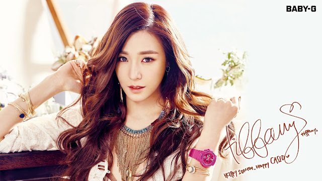 SNSD Tiffany - Baby-G 2016 Images 02