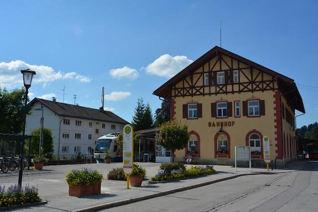 Tegernsee station