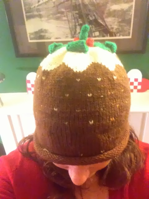 Eclectic Home And Life Christmas Pudding Craft Style