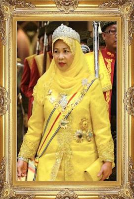 Senarai Susunan Kekananan Raja Permaisuri Dan Isteri Yang Di pertua Negeri