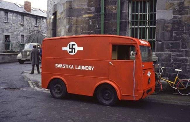 vehículo de swastika