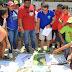 Moradores de Presidente Figueiredo disputam uma premiação de  R$ 27 mil durante gincana em comemoração ao aniversário da cidade
