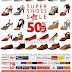 Matahari Super Shoes Sale Terbaru Diskon Hingga 50% Periode 02 - 03 November 2016