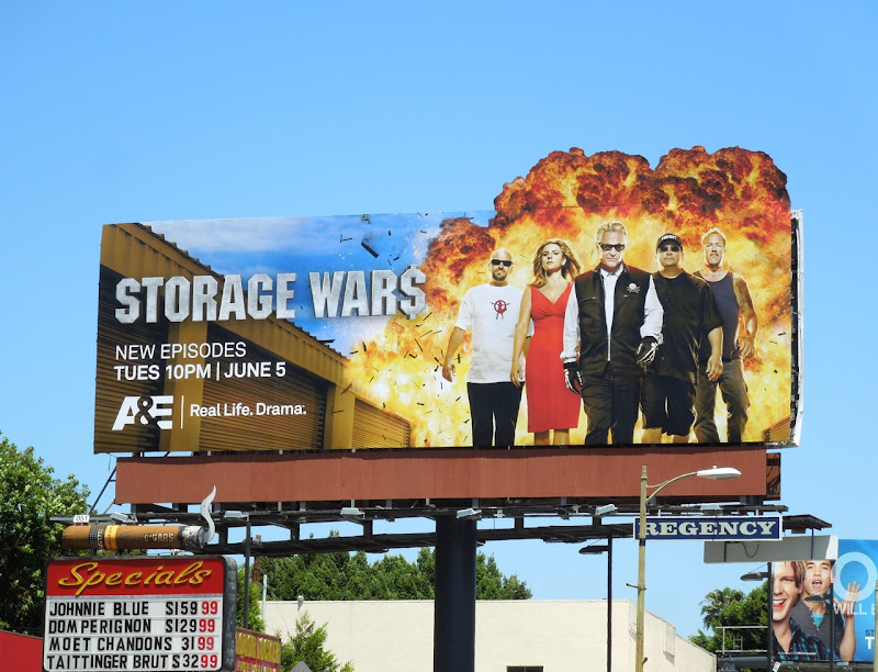 Storage Wars season 3 billboard