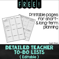 Detailed To-Do Lists by Angela Watson