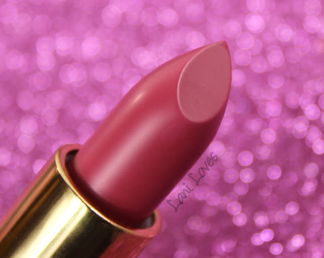 Elizabeth Arden Ceramide Ultra Lipstick - Blushing Pink Swatches & Review