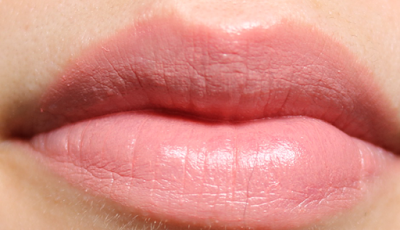 KIKO Luscious Cream Lipstick in 507 Peach Rose review swatches