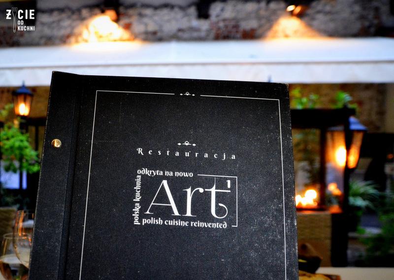 polish cuisine, art restauracja, restauracja art krakow, michal cienki, fine dining krakow, najlepsze restauracje w krakowie,  restauracje w krakowie, fine dining, gdzie zjesc w kakowie, blog, zycie od kuchni