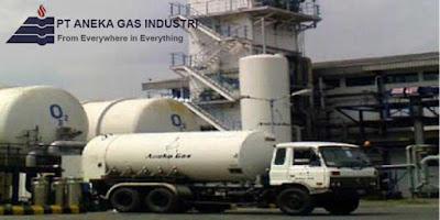 Rekrutmen Besar-Besaran Tingkat SMA SMK D3 S1 Semua Jurusan PT. Aneka Gas Industri Tbk Penerimaan Seluruh Indonesia