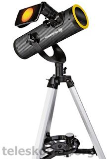 Bresser solarix 76-350 filreli teleskop incelemesi