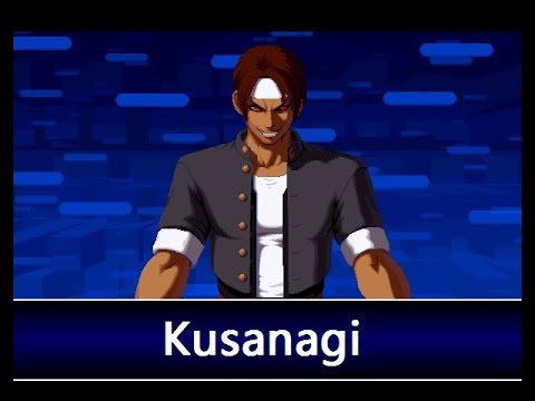 Como destravar Kusanagi em KOF 2002 (The King of Fighters)