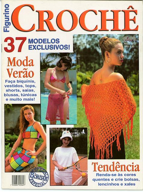 Revista Crochet Verano Num 37