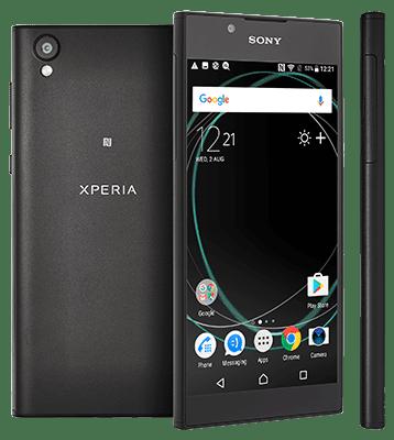 HP Sony Terbaru Sony Xperia L1