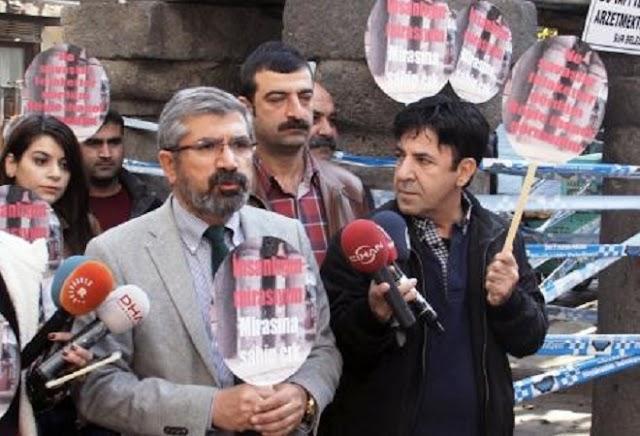 Τουρκία: Δολοφονία σοκ του Ταχίρ Ελτσί, προέδρου του δικηγορικού συλλόγου Ντιγιαρμπακίρ (Vid)
