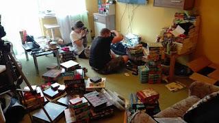 Zbieractwo ma znacznie, otóż można się teraz pochwalić całkiem sporą kolekcją gier planszowych