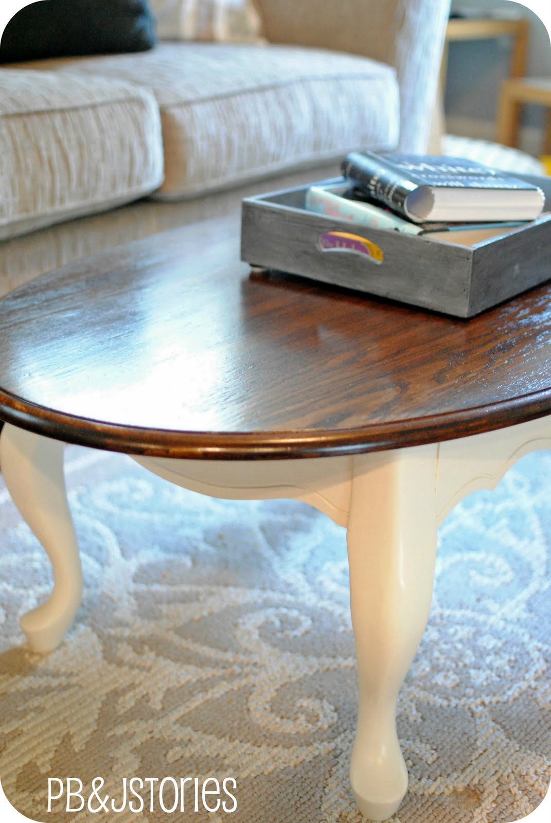 Pbjstories Thrifty Goodwill Table Makeover