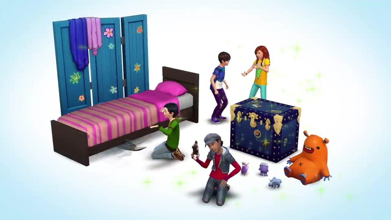 ข่าว The Sims 4 ภาคเสริมใหม่ The Sims 4 ของเสริมใหม่ The Sims 4