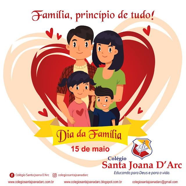 O dia de todas as famílias
