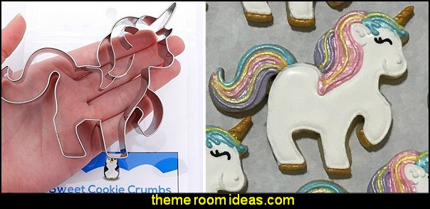 Trotting Unicorn Cookie Cutter  unicorn party supplies - rainbow unicorn party decorations - unicorn birthday party - Unicorn Themed Party -  Unicorn Balloons  -  unicorrn cupcakes - rainbow decorations - Unicorn  Garlands - sequin tablecloth - tutu table skirt -  Unicorn Costume